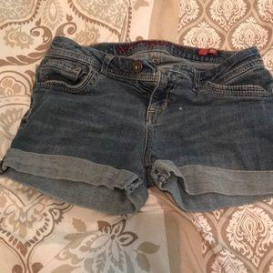2/$6 Arizona jean shorts